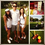 Wickets To Fair Trade Croquet Tournament